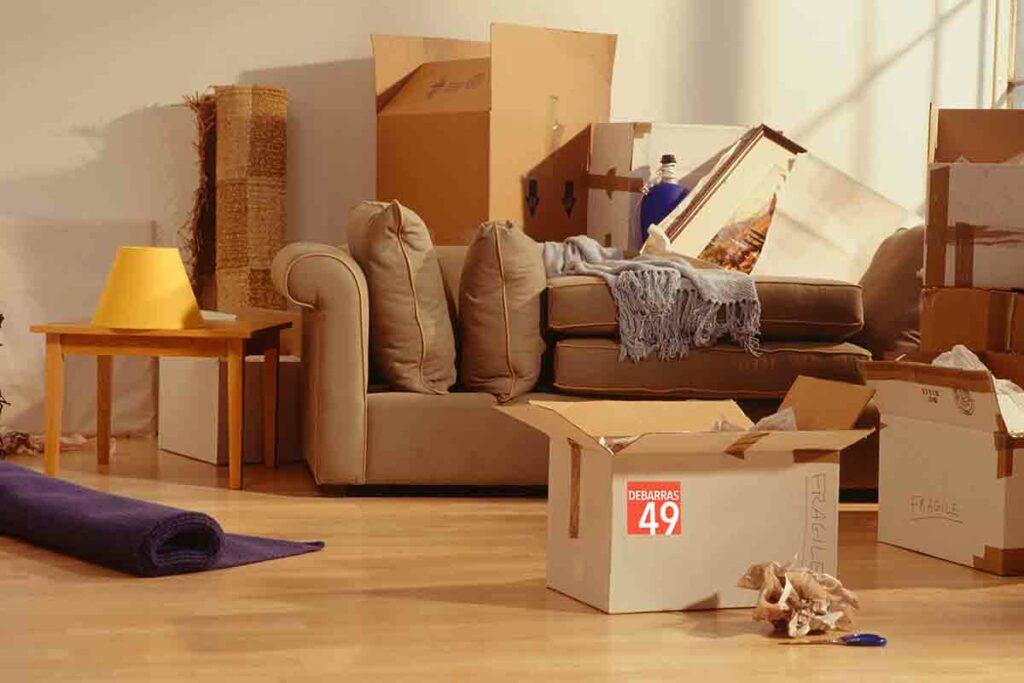 Débarras49 spécialiste vide appartement ou maison, cave, grenier, dépendance sur Angers et en Maine-et-Loire